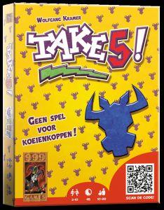 Kaartspel Take 5! 10+