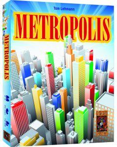 Kaartspel Metropolis 10+