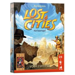 Kaartspel Lost Cities 10+