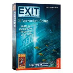 EXIT - De verzonken schat 10+