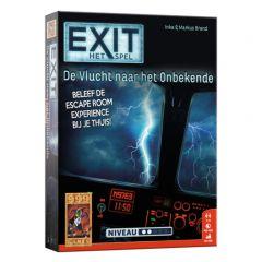 EXIT - De vlucht naar het onbekende 10+