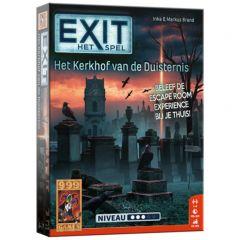 EXIT - Het kerkhof van de duisternis 12+