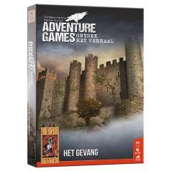 Adventure Games - Het gevang 12+