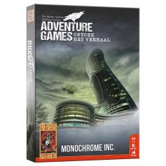 Adventure Games - Monochrome Inc 16+