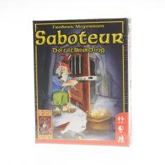 Saboteur: De uitbreiding 8+