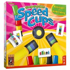 Stapelgekke Speed Cups 6+ (basis & uitbreiding)