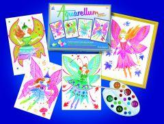 Aquarellum feeën