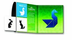 Magnetic Travel Tangoes Animals 6+