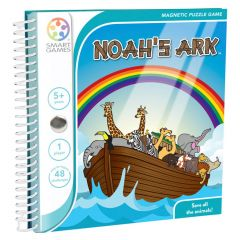 Magnetic Travel Noah's ark 5+