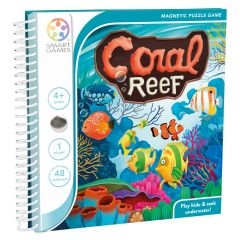 Magnetic Travel Coral Reef 4+