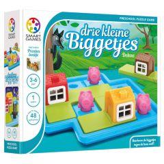 Smart Games Drie kleine biggetjes 3+