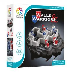 Smart Games Walls & Warriors 8+