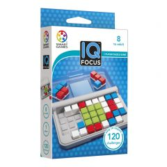 Smart Games IQ Focus 8+
