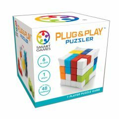 Smart Games Plug & Play Puzzler 6+