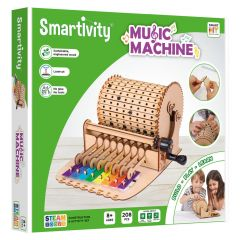 Smartivity music machine / draaiorgel 8+