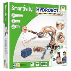 Smartivity hydrobot / hydraulische robotarm 8+