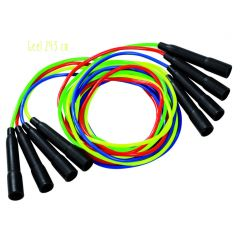 Springtouw Rope Skipping Speed S 243 cm pvc geel