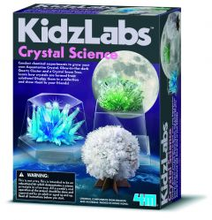 Kidzlabs crystal science 5+