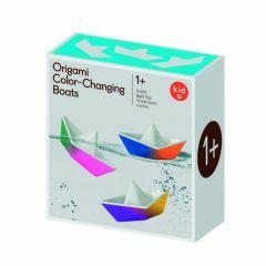 KidO set van 3 badbootjes met kleurwissel