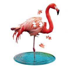 Puzzel 100 stuks I Am Lil' Flamingo 61 x 76 cm 5+