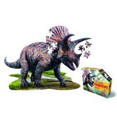 Puzzel 100 stuks I Am Dino Triceratops 84 x 61 cm 5+