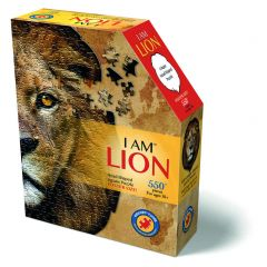 Puzzel 550 stuks I Am Lion 76 x 63,5 cm 10+