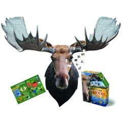 Puzzel 700 stuks I Am Moose 104 x 78,5 cm 10+