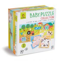 Babypuzzel Boerderij 32 stukjes 2+