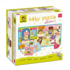 Babypuzzel Jonge dieren 32 stukjes 2+