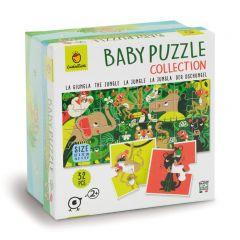Babypuzzel De jungle 32 stukjes 2+