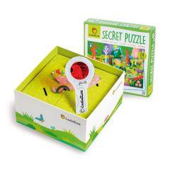Secretpuzzel Bos 24 stukjes 3+