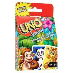 UNO junior kaartspel 4+