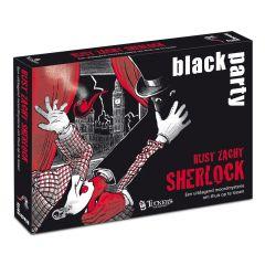 Black Party - Rust zacht Sherlock 12+