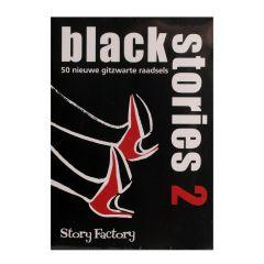 Black Stories 2 - 12+