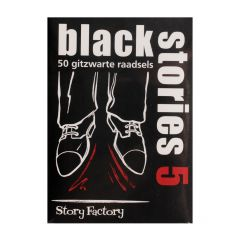 Black Stories 5 - 12+