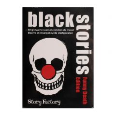 Black Stories Funny Death 12+