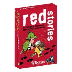 Red Stories - voor scherpzinnige speurneuzen 8+