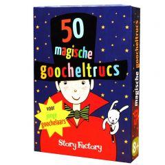 50 magische goocheltrucs 8+