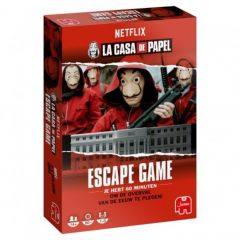 La Casa de Papel (escape room) 14+