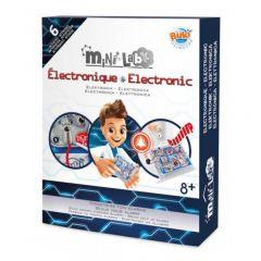 Mini Lab Electronica - 6 experimenten 8+