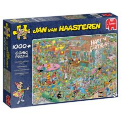 Puzzel Jan van Haasteren - Kinderfeestje 1000 stukjes