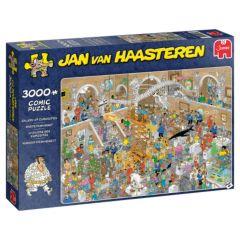Puzzel Jan van Haasteren - Rariteitenkabinet 3000 stukjes
