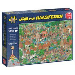 Puzzel Jan van Haasteren - Efteling Sprookjesbos 1000 stuks