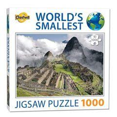 World's smallest puzzle - Machu Picchu 1000 stukjes