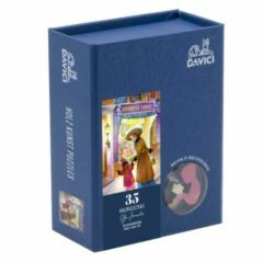 DaVICI houten puzzel - Boekwinkel 35 stukjes