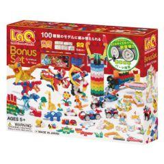 LaQ Bonus set 1150 + 18 stuks