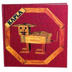 Kapla instructieboekje rood deel 1 medium 6+