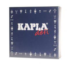 Kapla Défi / Challenge 16 plankjes natuur en 12 opdrachten