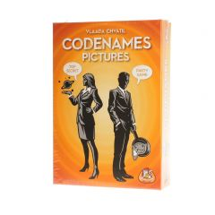 Codenames Pictures 10+