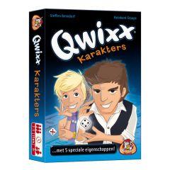 Qwixx karakters 8+